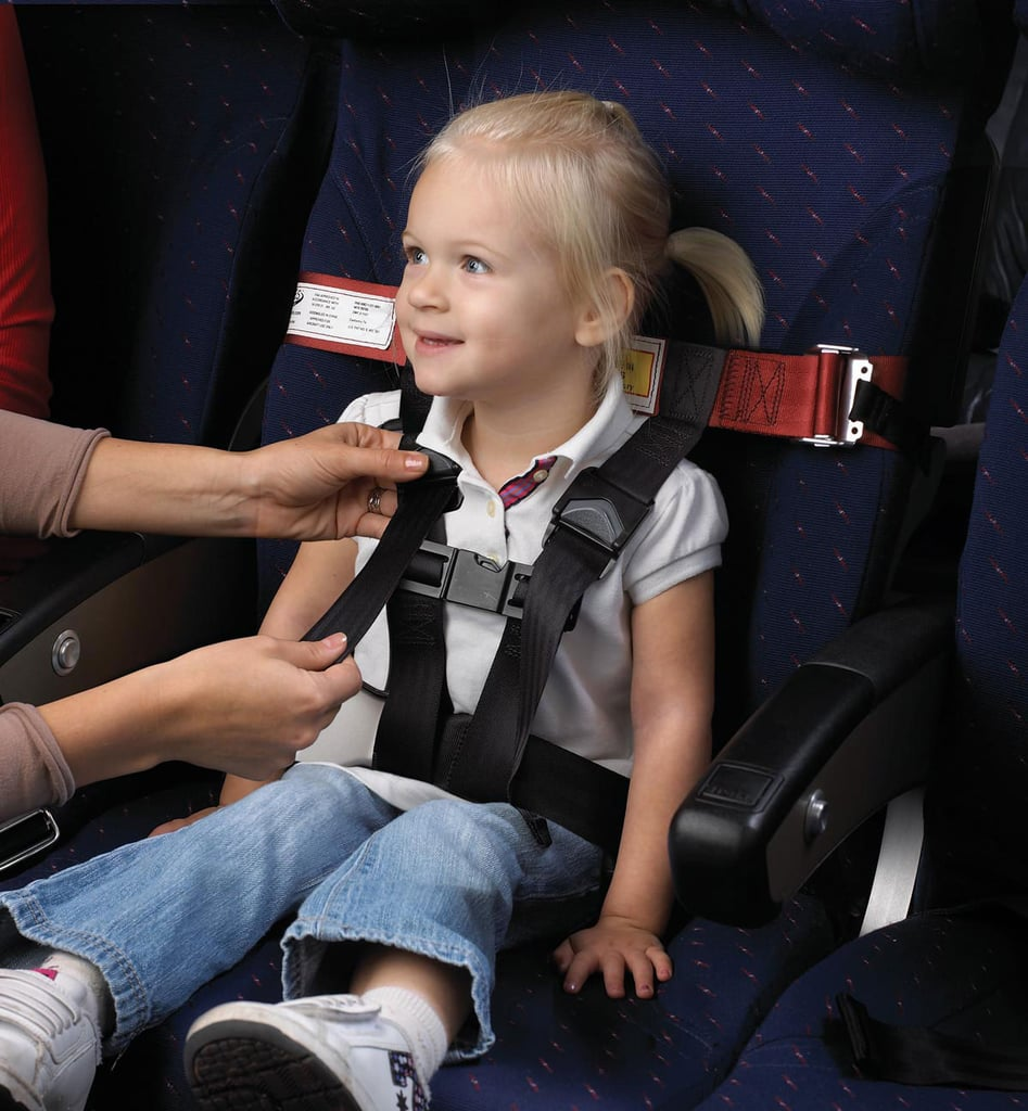 Airplane Safety Harness