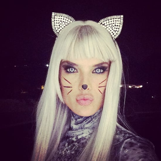 Celebrity Instagram Pictures For Halloween 2014