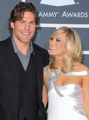 Carrie Underwood Is Not Stressed About Having a Perfect Wedding