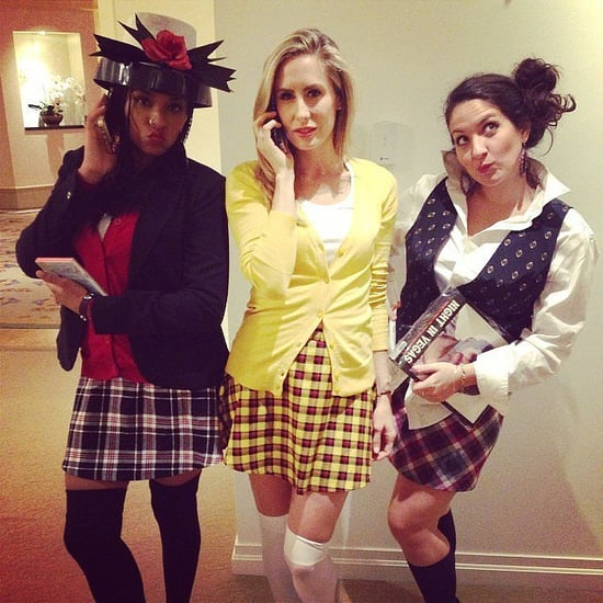 '90s Girl Halloween Costumes