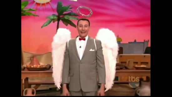 Pee-Wee Herman and Conan Teach Us About Ash Wednesday