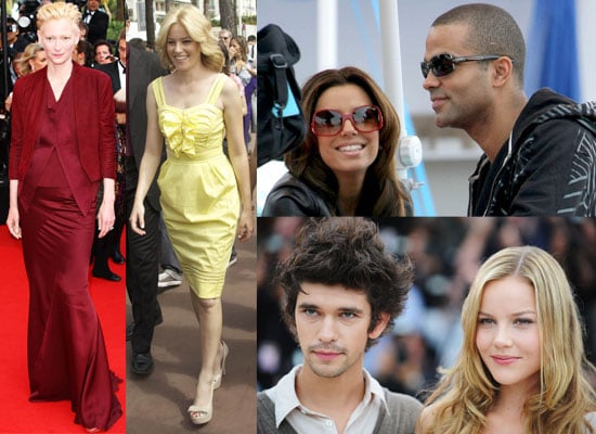 Photos From Cannes Film Festival 2009, Video From Up Premiere, Also Photos Of Casts From Fish Tank, Precious, Bright Star