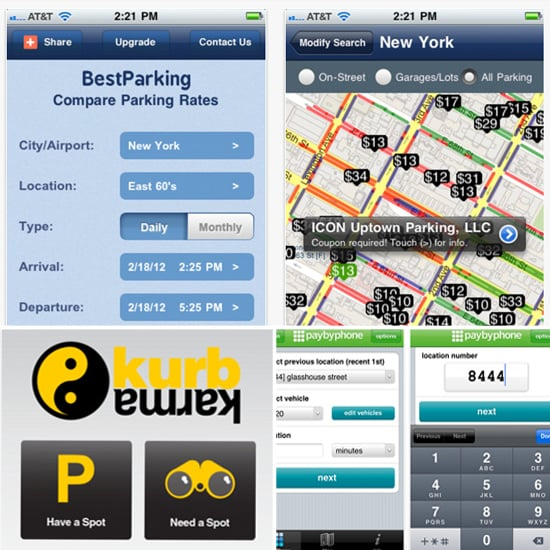 Painless Parking: The Best 6 Apps For Driving Around Town