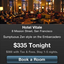 HotelTonight iPhone App Review