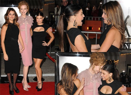 Photos from LA Premiere of Nine with Nicole Kidman, Fergie, Josh Duhamel, Penelope Cruz