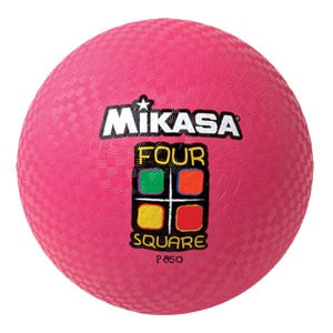 Mikasa Four Square Ball ($9)