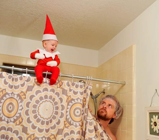 momsReal-Life-Elf-Shelf-Ideas