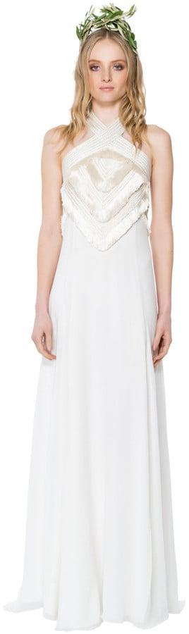 Mara Hoffman Persephone Fringe Gown ($750)