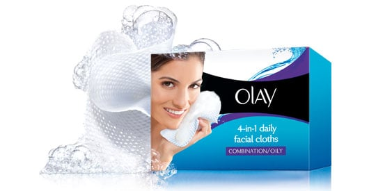 The Results Are in: Olay 4-in-1 Daily Facial Cloths