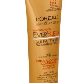 L'Oreal EverSleek Conditioner: Sulfate-Free and Vegan