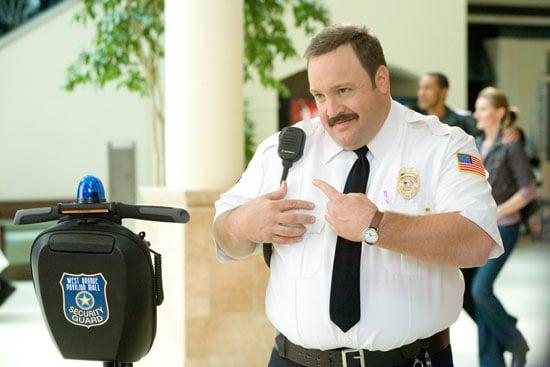 Box Office: Audiences Find Paul Blart Arresting