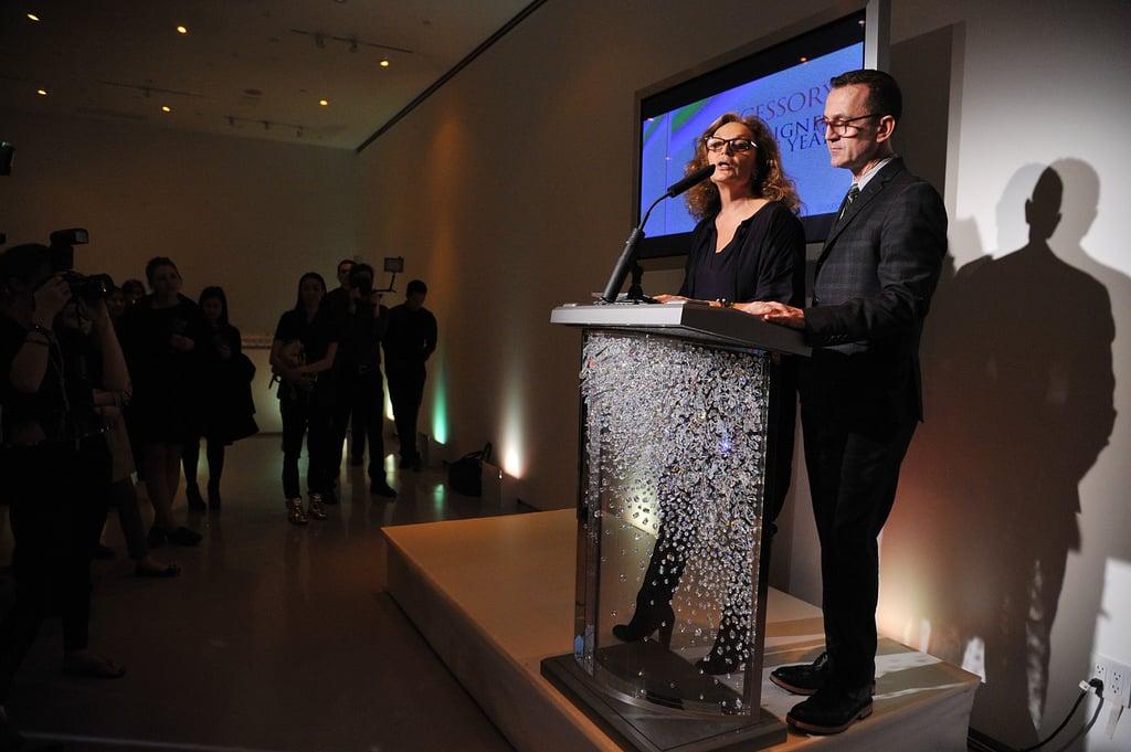 2012 CFDA Nominee Announcement Event