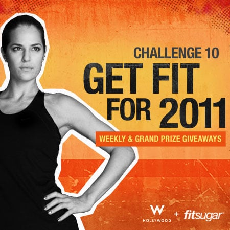 Enter to Win the Get Fit For 2011 Giveaway Challenge: Give Up a Vice For a Week