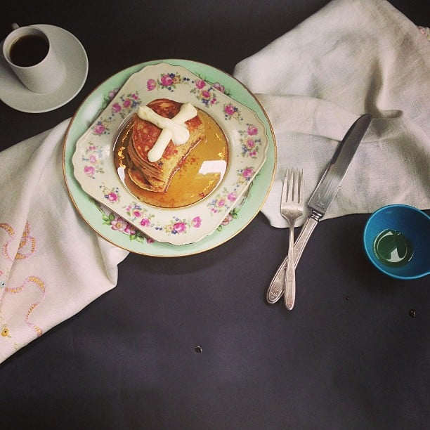 Pancakes and Plates