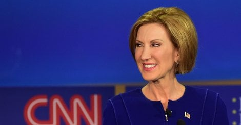 Carly Fiorina Wore High Heels For A 3-Hour Debate And Won. Obvi.