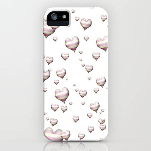 Heart balloons ($35) for iPhone models and Samsung Galaxy S4
