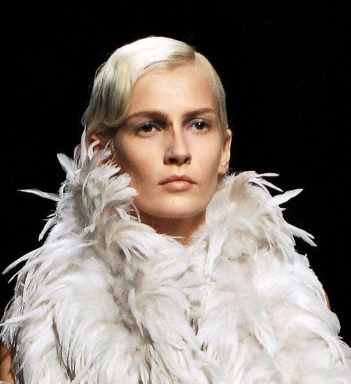 Backstage Beauty: Ann Demeulemeester