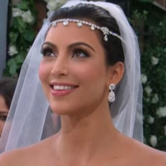 How to Get Kim Kardashian's Wedding Makeup 2011-08-25 13:27:20