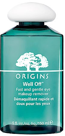 Origins Well OffTM; Fast and Gentle Eye Makeup Remover