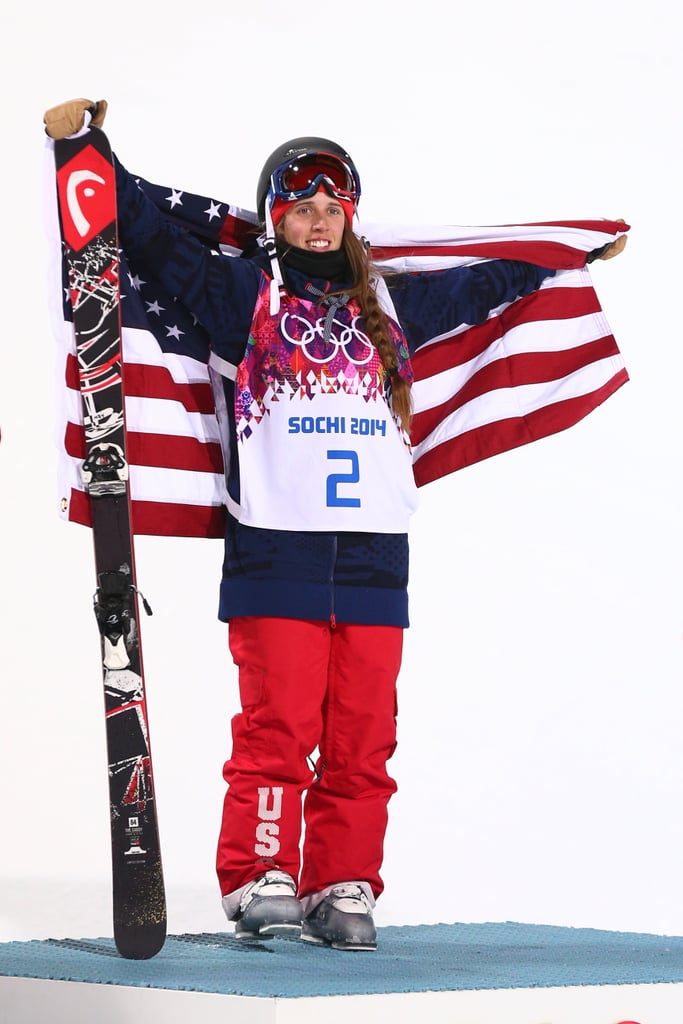 Team USA's Maddie Bowman took home the gold, making her the youngest American to win the gold in Sochi so far.