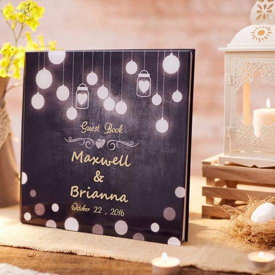 Unique Wedding Guestbooks