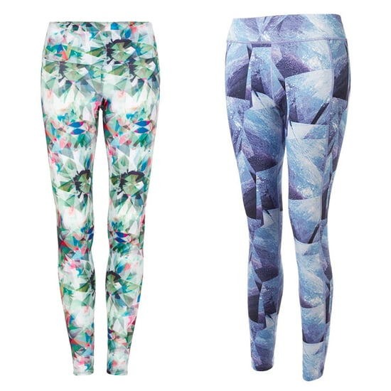 Pretty Workout Tights For Autumn