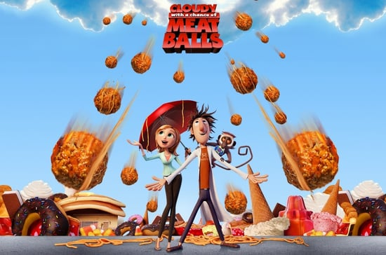 Movie Trailer of Cloudy With a Chance of Meatballs