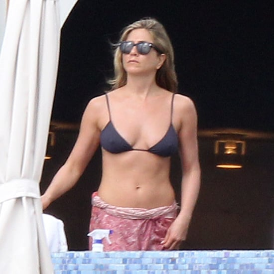 Jennifer Aniston Bikini Pictures in Cabo For New Year