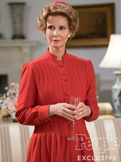FIRST LOOK: Tim Matheson and Cynthia Nixon Play Ronald and Nancy Reagan in Killing Reagan