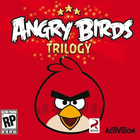 Angry Birds Trilogy Video Game