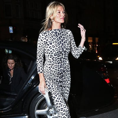 See Kate Moss Wear Leopard Print Through the Years