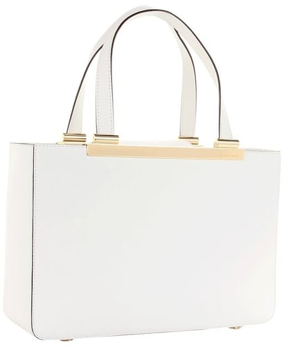 MICHAEL Michael Kors - Tilda Large Tote (Tan) - Bags and Luggage