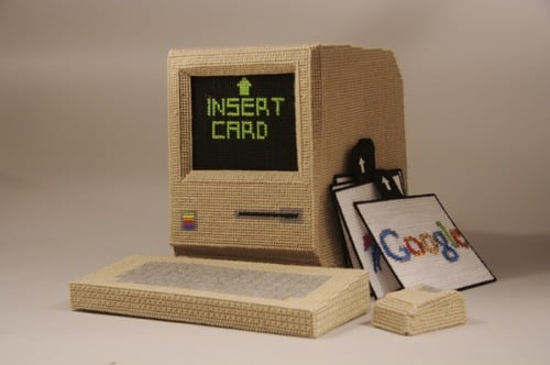 Needlepoint Macintosh: Love It or Leave It?