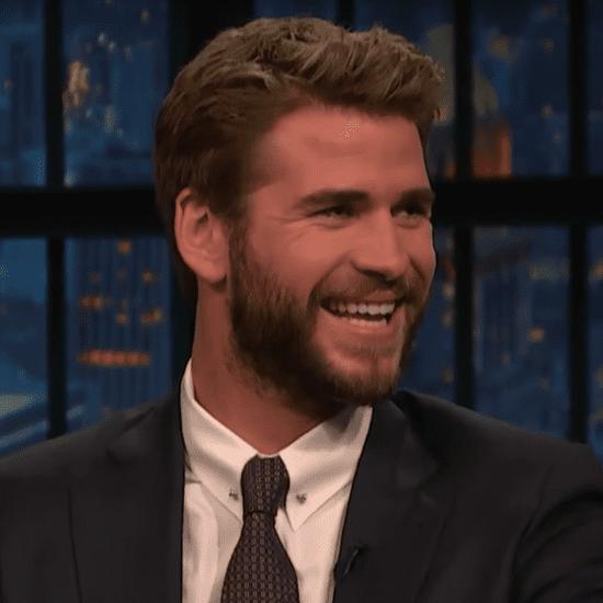Liam Hemsworth on Seth Meyers November 2015