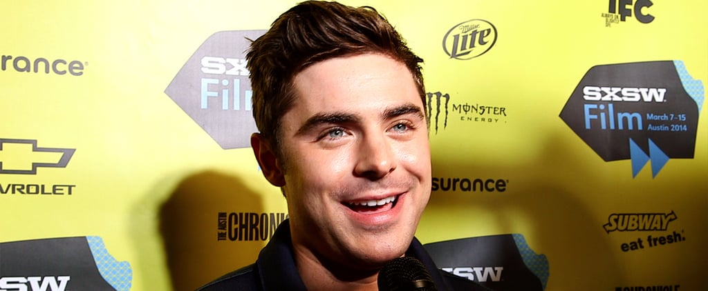 Zac Efron Reveals Who He'd Want For His Celebrity Neighbor