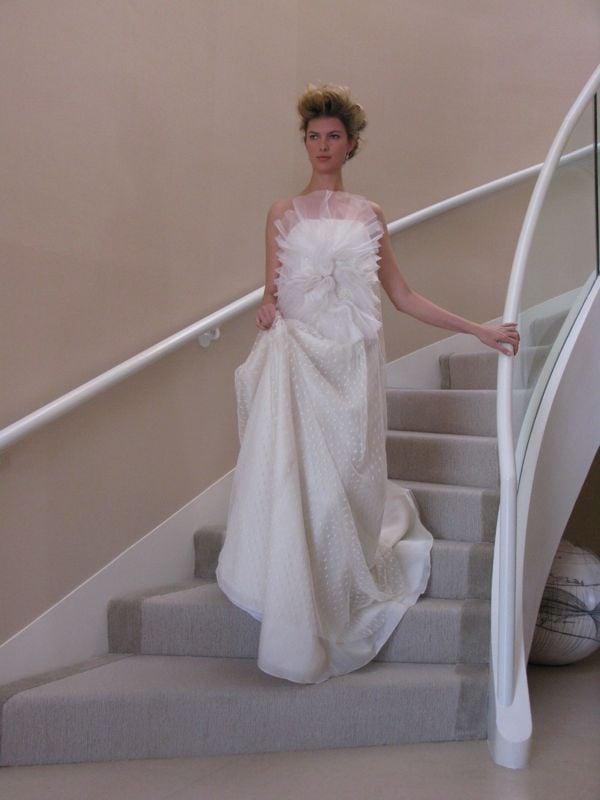New York Bridal Market: Douglas Hannant