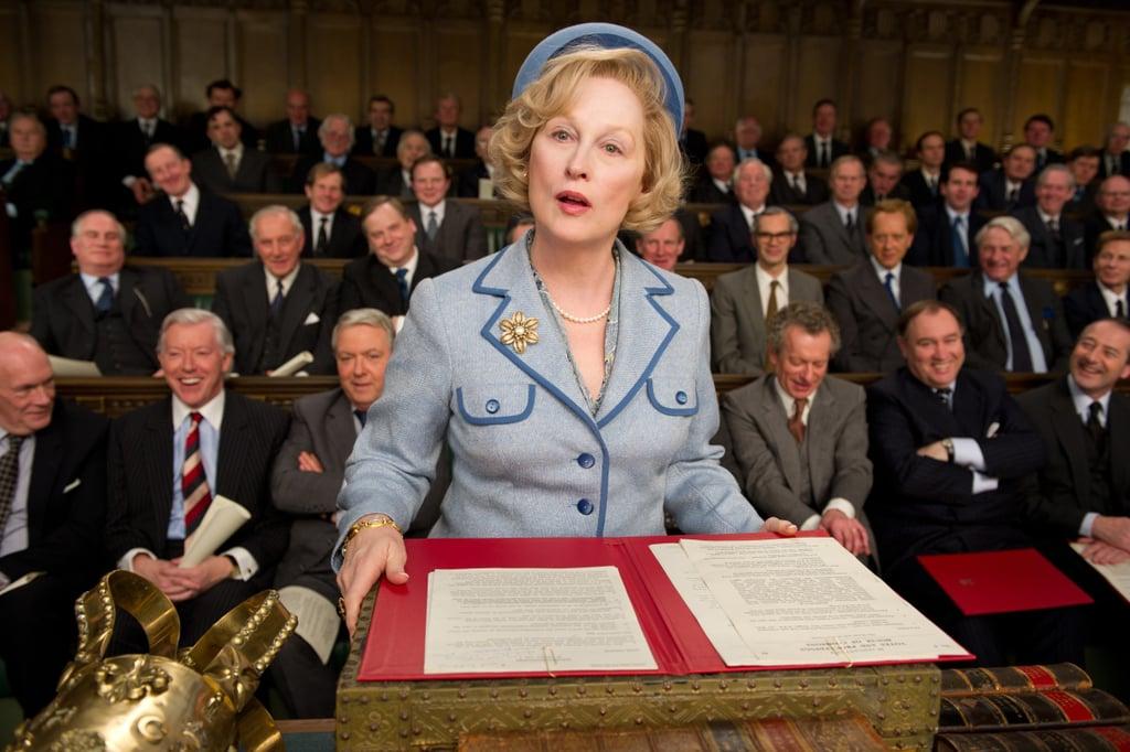 Meryl Streep, The Iron Lady