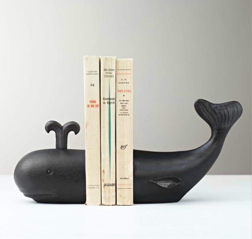 RH Baby & Child Whale Bookends