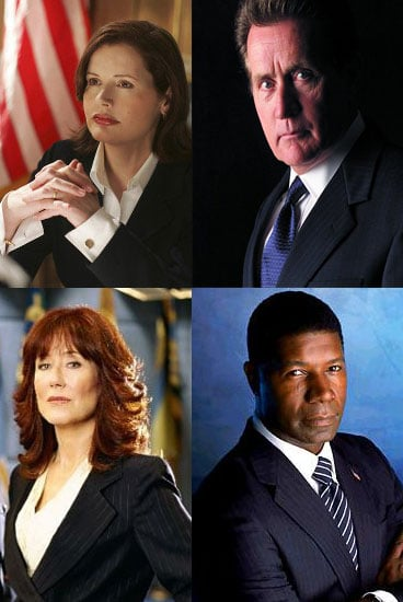 Who Is Your Favorite TV President?