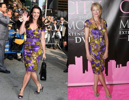 Who Wore It Better? Michael Kors Floral Dress
