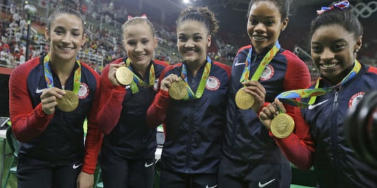 Why The U.S. Olympic Gymnasts Aren't Getting A Wheaties Box