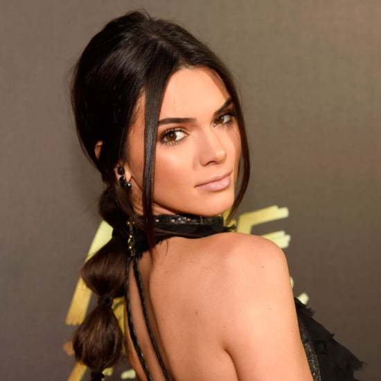 Kendall Jenner Hair MTV Movie Awards 2016