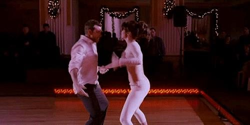 When She Got to Dance With Bradley Cooper in Silver Linings Playbook