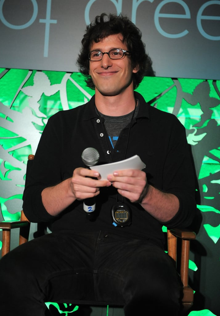 Pictures of Andy Samberg, More at Lexus Event