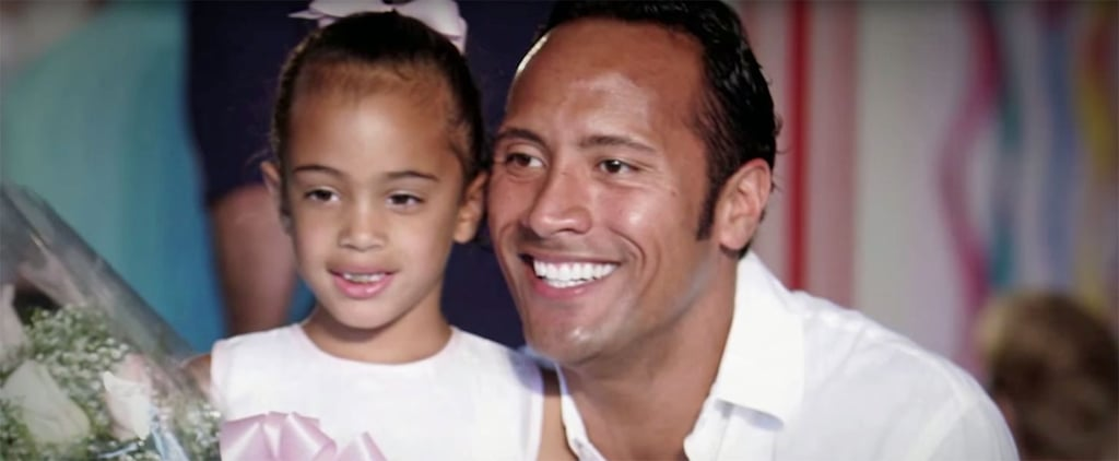 Dwayne Johnson Tears Up While Talking About His Adorable Relationship With Daughter Simone
