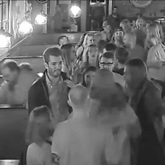 Jonathan Scott Involved in a Bar Fight