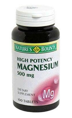 Prevent Migraines With Magnesium