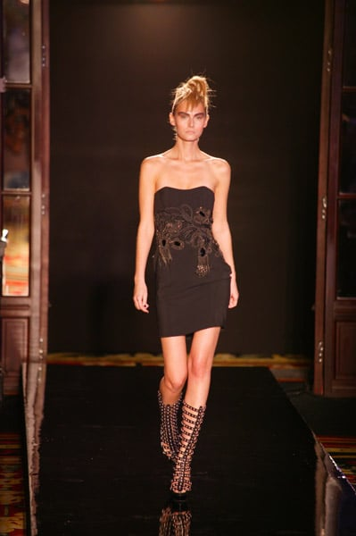 Paris Fashion Week: Sirivannavari Spring 2009