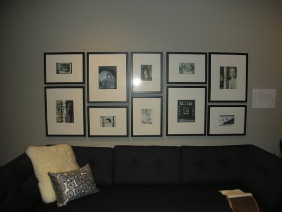 Casa Quickie: Hanging Frames Within a Box