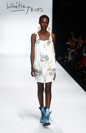 Los Angeles Fashion Week: Whitley Kros Spring 2009